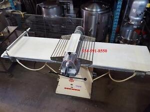 Laminoir a Pates RONDO Dough Sheeter Reversible PERFECT