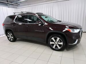 2018 Chevrolet Traverse HURRY IN TO SEE THIS BEAUTY!! LT AWD SUV