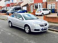 Vauxhall Vectra 1.8 Exclusive, New MOT, Full Service History, Super Low Mileage, Cheap 4 Insurance