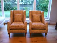 Laura Ashley Chairs As New