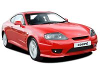 2002 Hyundai Coupe 2.0, Low miles, Cam Belt changed