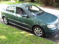 Vauxhall Astra 1600 manual