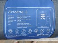 Outwell Arizona L 3 person tent (W3 Area)