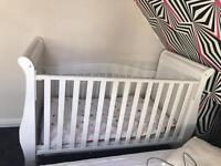 Baby/Childrens Cot Bed