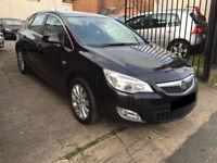 Vauxhall Astra 1.6 i VVT 16v SE 5dr - 2011 (61), 1 Owner, 12 Months MOT, Service History, Leathers!