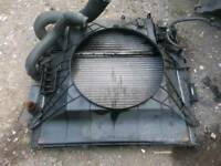 Iveco daily Radiator. Very good condition. 2.3 engine
