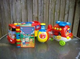 Vtech Baby/Toddler bundle, good used condition.