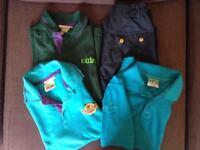 Cubs scouts & beavers uniform