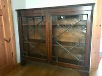 Antique style bookcase