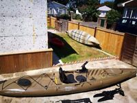 Hobie Mirage Revolution Fish Kayak
