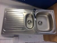 Pyramis Sink with mixer tap NEW