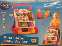 V-Tech First Steps Baby Walker