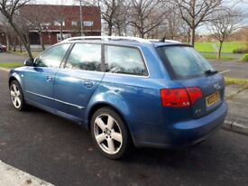 AUDI A4 TDI SE 6 SPEED (px welcome