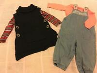 Baby Girls Outfits, 9-12 Months, Next and Marks & Spencer