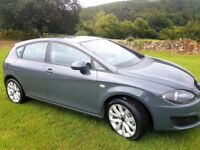 Seat leon 1.9 tdi s mint condition lady owner new timming belt fitted