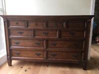 Hampton Oak dresser