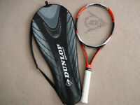 Dunlop Tennis Racquet - Tempo Ti Tournament Racket