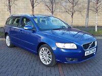 57 Volvo V50 2.4 I SE Lux Geartronic 5dr - FSH, RARE LOW MILEAGE CAR