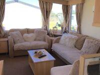 Luxury caravan 3 bedroom Minster on sea Kent