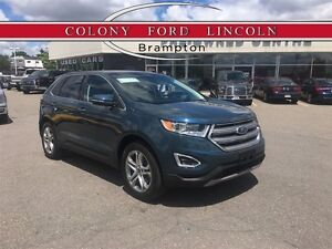 2016 Ford Edge FORD DEMO, NAV, PANROOF, LTHR!