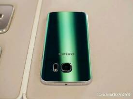 Samsung S6 Edge 32GB Limited Edition unlocked any sim Swap For Iphone 6 can deliver