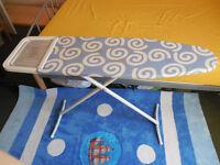 ironing board and iron ! ! !