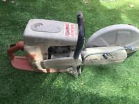 CONCRETE DISC CUTTER FULLY WORKING £120
