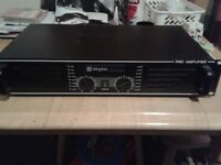 nice amp not used much very good order