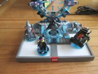 Lego dimension stater set for xbox 360 with two extra sets