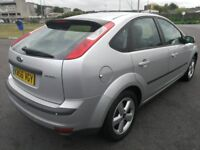 2007 REG FORD FOCUS MANUAL IN TOP CONDITION. LONG MOT. FULL SERVICE HISTORY. REVERSE PARKING SENSOR