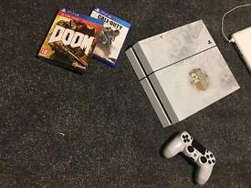 Limited Edition PlayStation 4 console