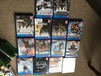 PS4 games for sale all £16 each see pictures