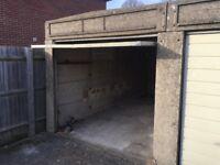 Secure garage & 2 parking spaces, Rising Road