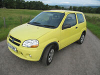 Suzuki Ignis 1.3 Gl 3 Door only 68K LONG MOT VGC ONLY £1,375
