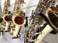 Saxophone, Clarinet and Flute Repair - Play It Again UK 01202 667320