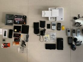Large collection of mobile phones and accessories JOB LOT