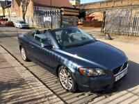 Volvo C70 2007 HiSpec automatic Hardtop/Convertible with low miles 72k full service histroy and mot
