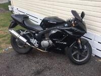 125cc hyosung gt