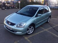 Honda Civic- Full Service History- MOT until next year- New in stock- Excellent Drive