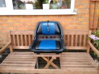 Onbox folding back rest seat. Good condition, hardly used.