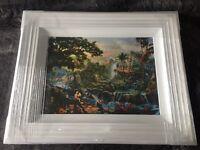 Beautiful Jungle Book Painting BRAND NEW