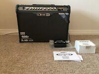 Line 6 Spider III 120 Watt Guitar Amp w/ Footswitch