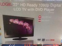 "Logik 22"" tv"