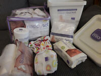 Bambino Mio reusable nappy starter set with accessories