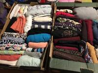 Large bundle of 220 x used clothes