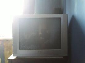 21 inch TV read below Might take nearest offer
