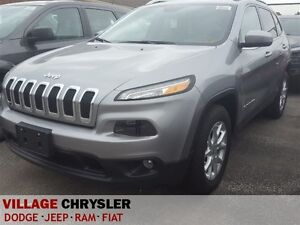 2016 Jeep Cherokee 4X4 NORTH ColdWeather Group,BackUpCamera,Tow