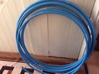MDPE PIPE BLUE 25mm x 2.3mm CL