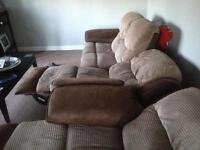 3 seater and 1 seater set!