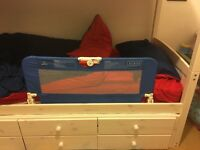 Baby start bed rail